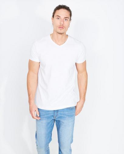 T-shirt crème